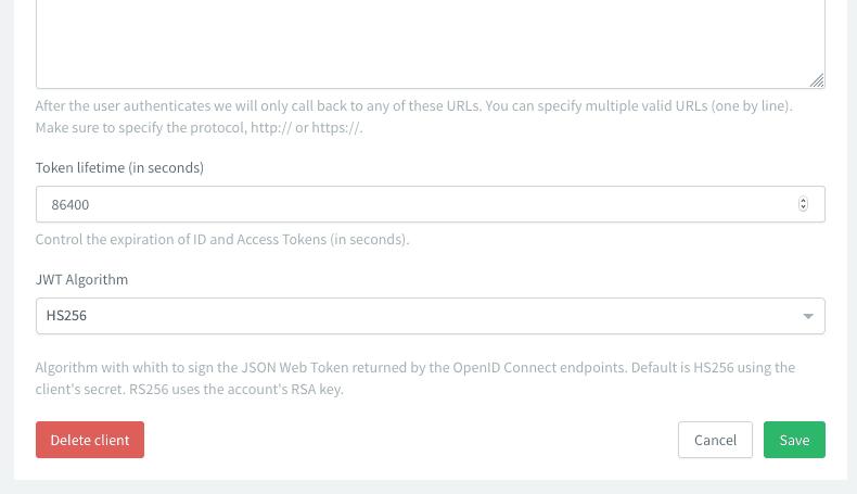 ReachFive as an OpenId Connect Provider | ReachFive